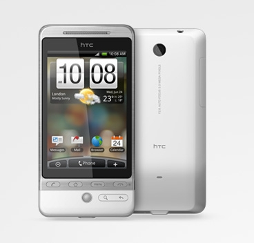 iPhone Alternative HTC Hero