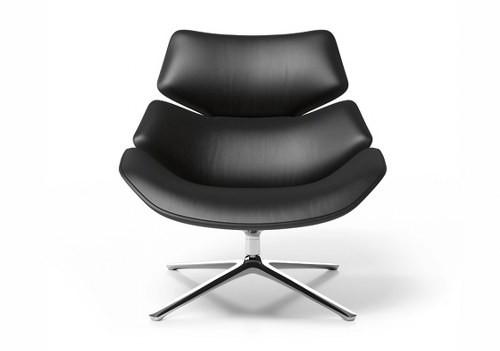Designer-Sessel Shrimp von Jehs+Laub