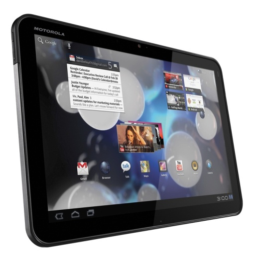 Motorola Xoom HD Tablet