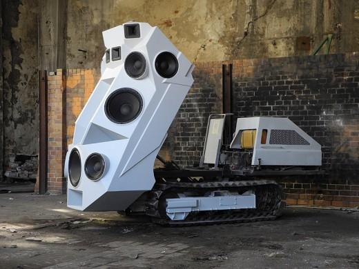 Sound-Panzer
