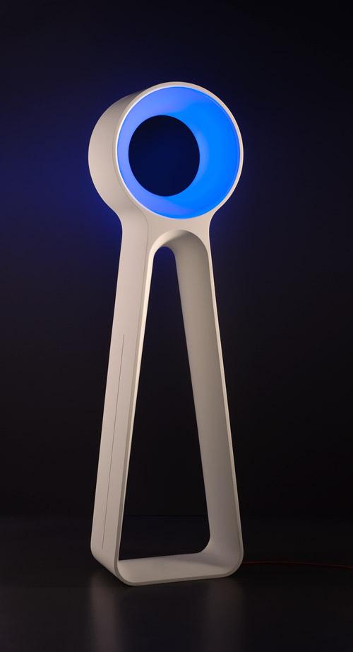Designer-Lampe
