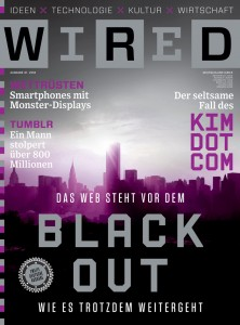 Wired Magazin Heft 2 Cover